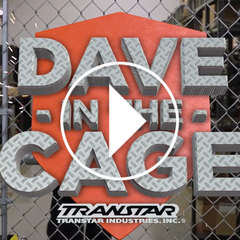 Dave in the Cage