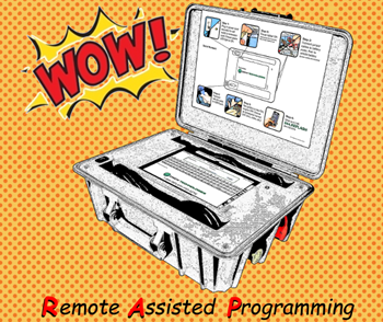 Remote Assisted Programming