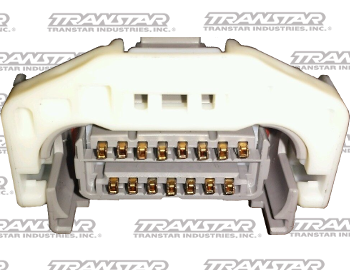 Transtar Transmission Parts >> Rostra External Wiring Harness Connector for Toyota A750E/F - Transtar Industries