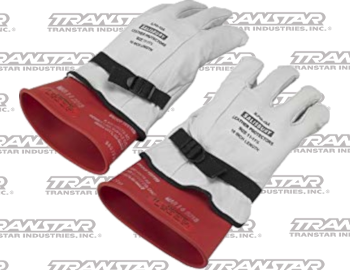 High Voltage Class-0 Electric Service Glove Kit