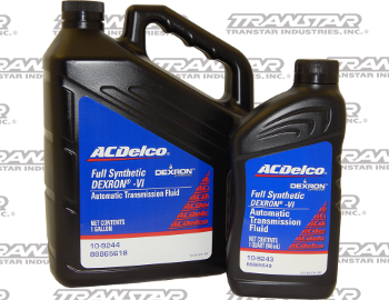 ACDelco Dexron VI Synthetic Automatic Transmission Fluid
