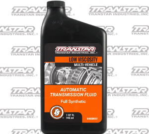 Transtar Low Viscosity Full Synthetic Automatic Transmission Fluid