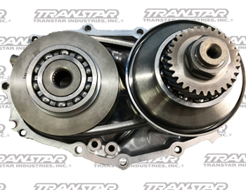 CVT Kit, Drive/Driven Pulleys, Belt, & Rear Cover for RE0F11A / JF015E