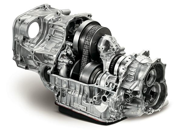Subaru CVT Unit