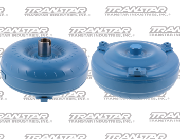 Recon Torque Converter, Flanged Hub, for GM 6L80/6L90