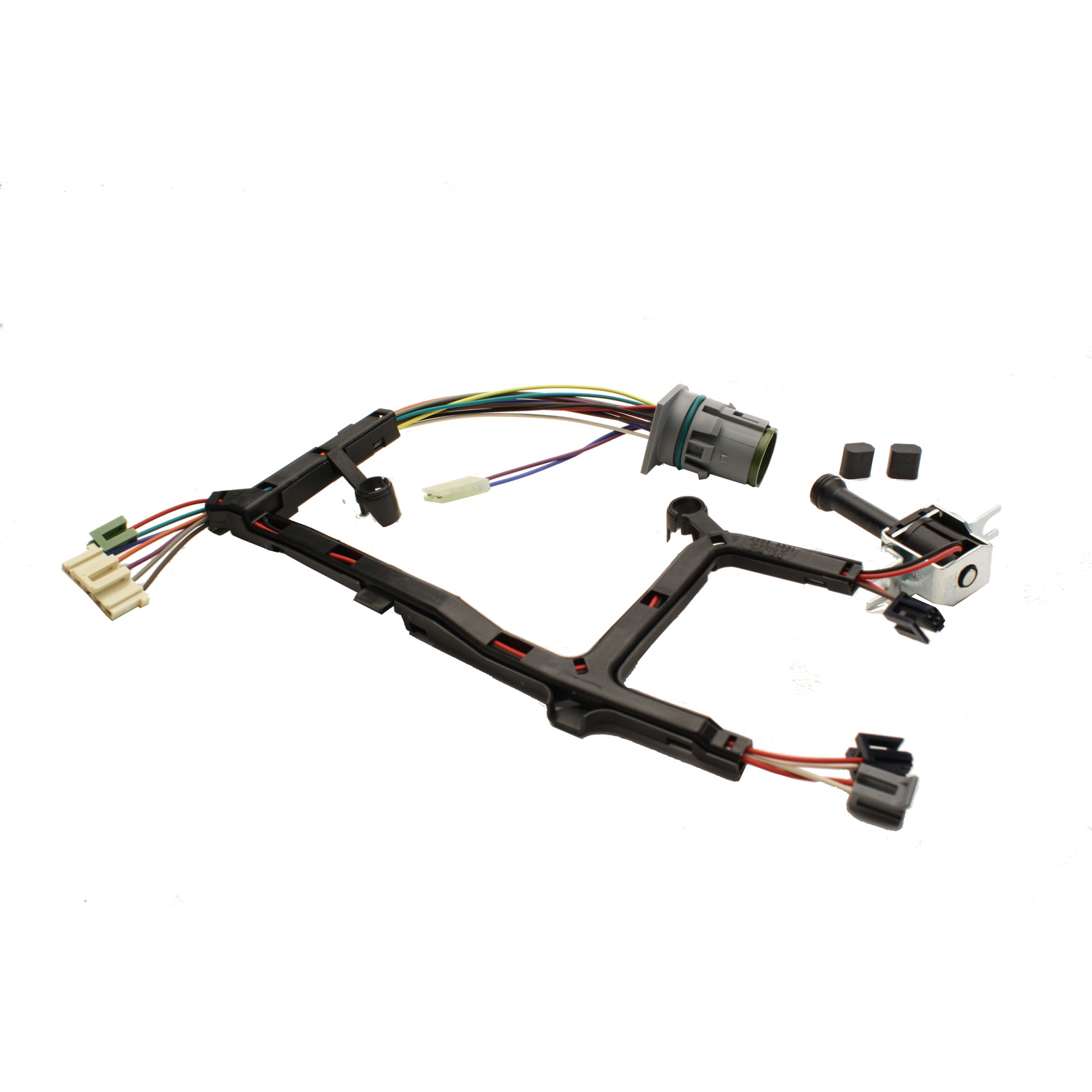 tcc solenoid wiring harness for the gm 4l60e 1993 2002 transtar rh transtar1 com Starter Solenoid Wiring Diagram GM Starter Solenoid Wiring Diagram