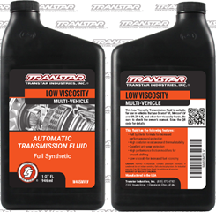 Transtar Low Viscosity Full Synthetic Automatic Transmission
