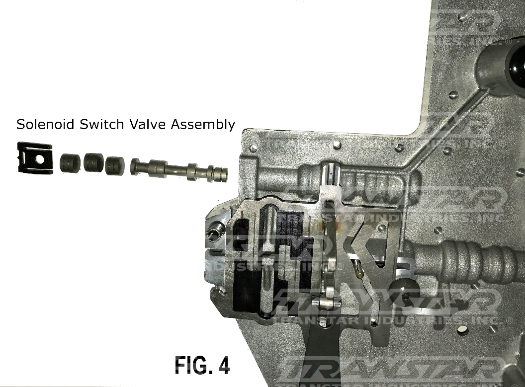 Transmission Digest April 2017 Transtar Industries Troubleshooting Dual Solenoid Valve Circuit Gas Valves More There Are These Great Little Plugs That Found In The Switch Body They Go Between And