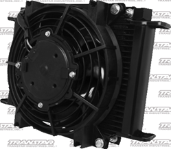 Hayden All-In-One Cooler & Fan Assembly