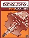 2011 Standard Transmission and Transfer Case Parts Catalog